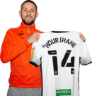 Conor Hourihane football render