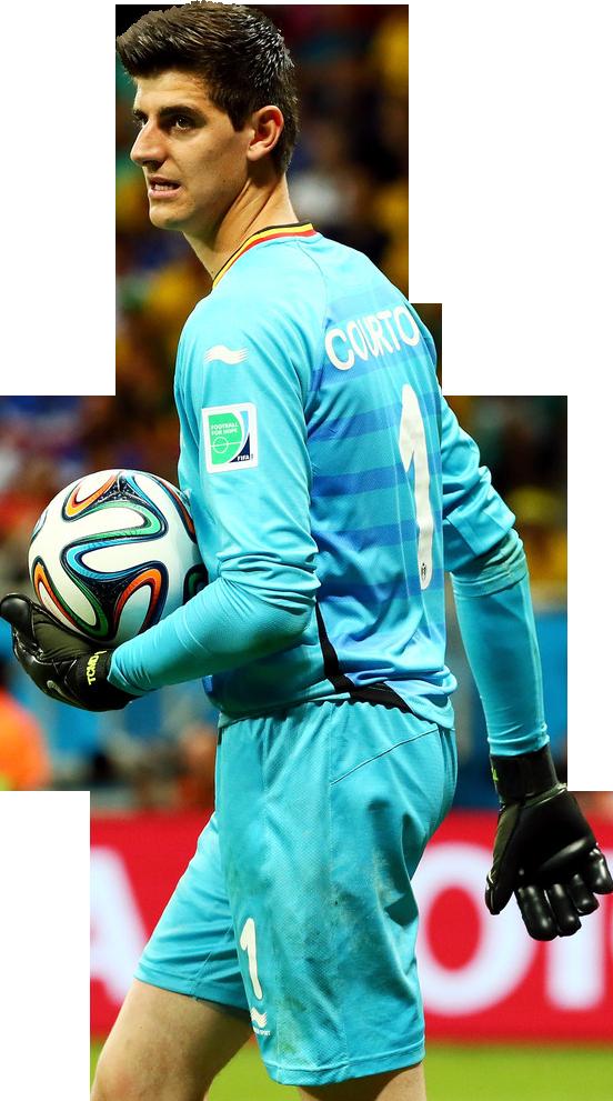 thibaut courtois football render - 5865