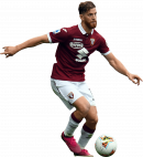 Cristian Ansaldi football render