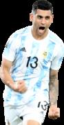 Cristian Romero football render