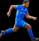 Cyriel Dessers football render