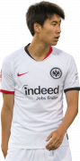 Daichi Kamada football render