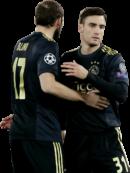 Daley Blind & Nicolás Tagliafico football render