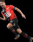 Damien Da Silva football render