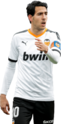 Dani Parejo football render