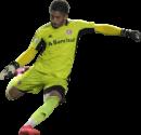 Daniel de Sousa Brito football render