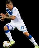 Daniele Dessena football render