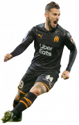 Dario Benedetto football render