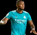 David Alaba football render