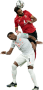 David Alaba & Mahmoud Kahraba football render