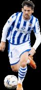 David Silva football render