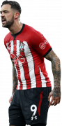 Danny Ings football render