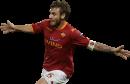 Daniele De Rossi football render