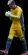Diego Alves football render