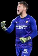 Tomas Vaclik football render