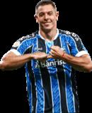 Diego Churín football render