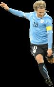 Diego Forlan football render