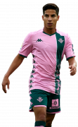 Diego Lainez football render