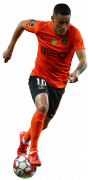 Diego Lopes football render