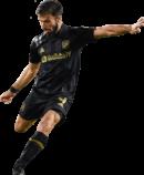 Diego Rossi football render