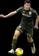 Dimitri Bisoli football render