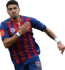 Dimitri Petratos football render