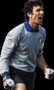 Dino Zoff football render