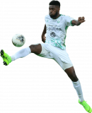 Djaniny Tavares football render