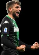 Domenico Berardi football render