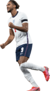 Dominic Calvert-Lewin football render