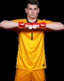 Dominik Livakovic football render