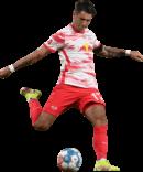 Dominik Szoboszlai football render