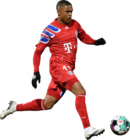 Douglas Costa football render