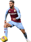 Douglas Luiz football render