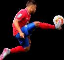 David Ramirez football render