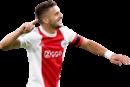Dusan Tadic football render