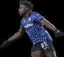 Duvan Zapata football render