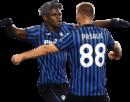 Duvan Zapata & Mario Pasalic football render