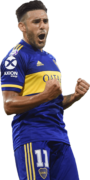 Eduardo Salvio football render