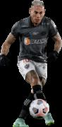 Eduardo Vargas football render