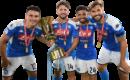 Eljif Elmas, Dries Mertens, Lorenzo Insigne & Fernando Llorente football render