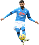 Elseid Hysaj football render