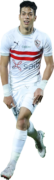 Emam Ashour football render