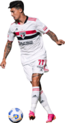 Emiliano Rigoni football render