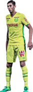 Emiliano Sala football render