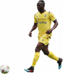 Emmanuel Badu football render