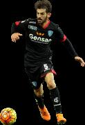 Riccardo Saponara football render