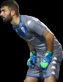 Enrico Alfonso football render