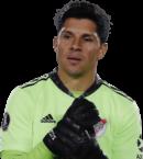 Enzo Perez football render