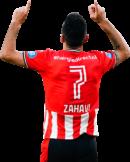 Eran Zahavi football render